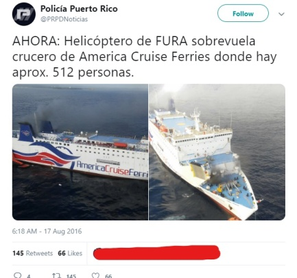 Courtesy of Policia Puerto Rico Twitter